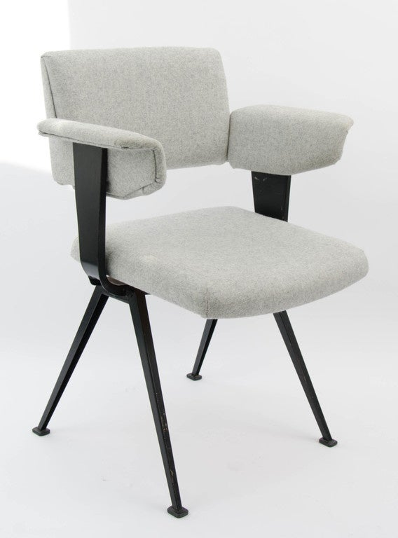 Quot Resort Quot Chair By Friso Kramer For Ahrend Netherlands At
