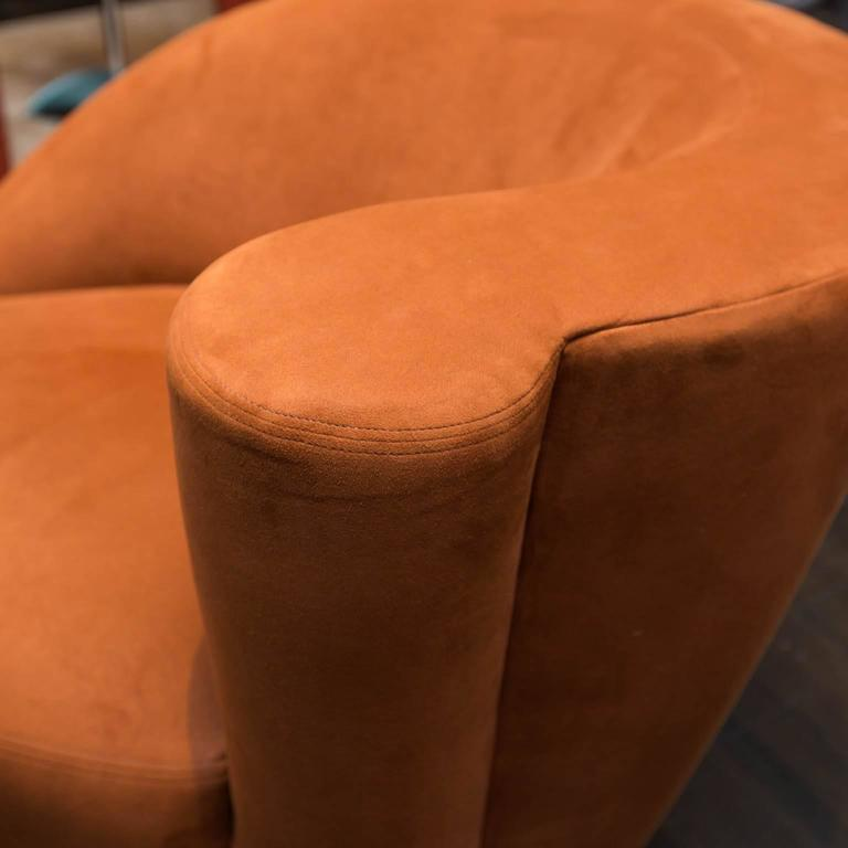 Set Of Vladimir Kagan Nautilus Chairs 2