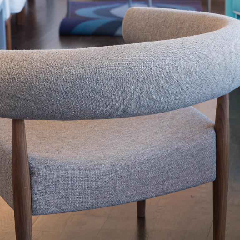 Contemporary Nanna Ditzel Ring Chair