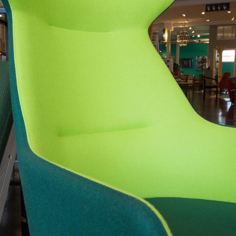 Petersen Bernt 1201 Easy Chair for GETAMA 5