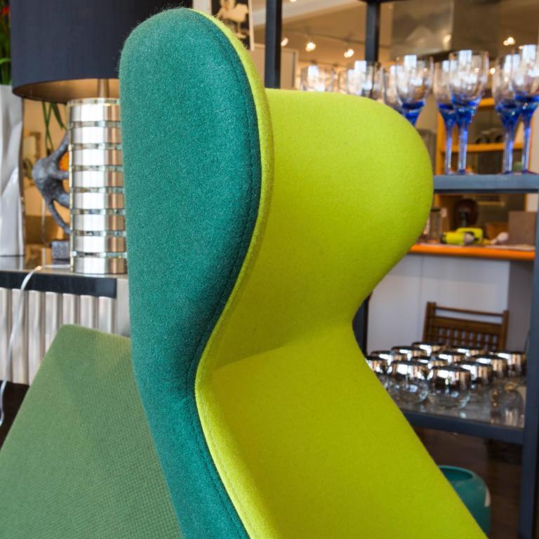 Petersen Bernt 1201 Easy Chair for GETAMA 2