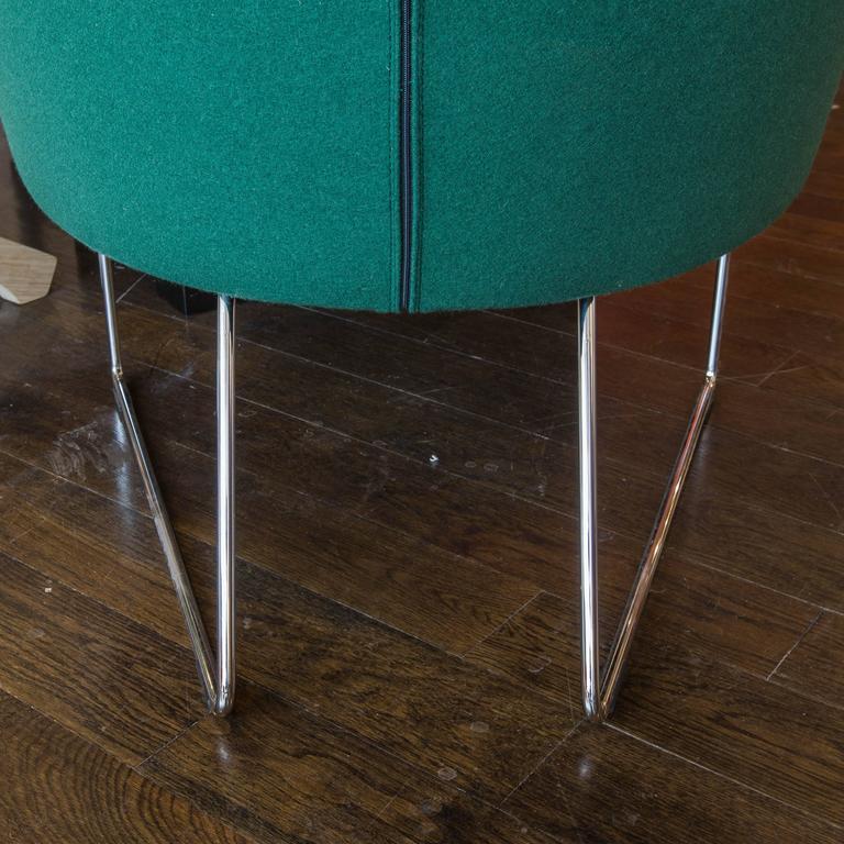 Petersen Bernt 1201 Easy Chair for GETAMA 4