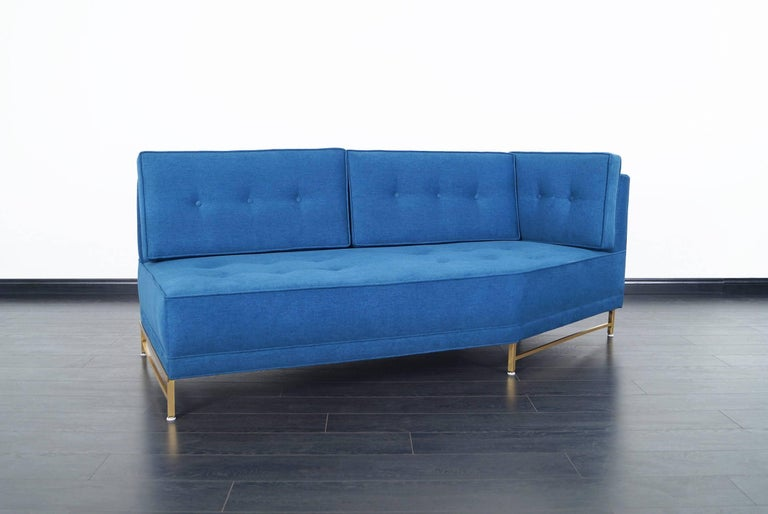 Vintage Sectional Sofa by Paul McCobb for Directional For Sale 2