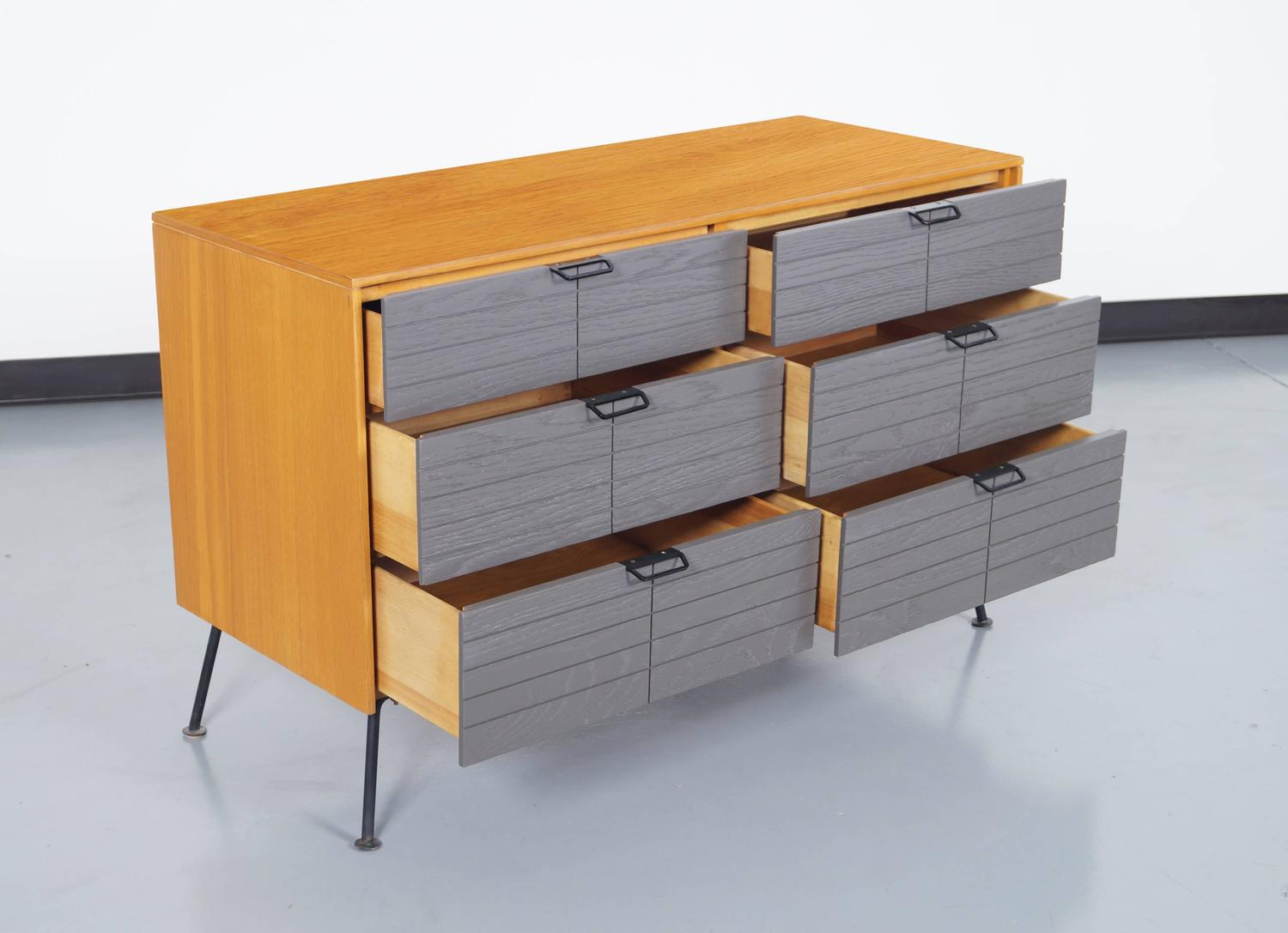 Vintage Dresser by Raymond Loewy For Sale at 1stdibs