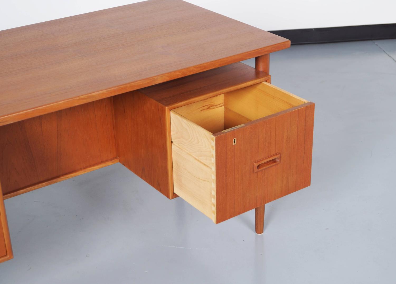 Danish modern floating top desk danish modern noho 50 z jpg