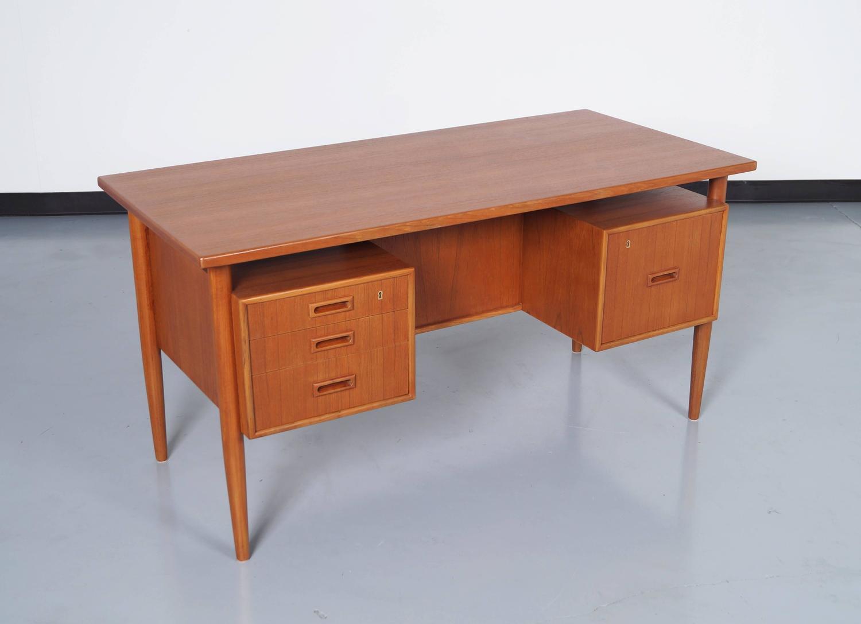 Danish modern floating top desk danish modern noho 60 z jpg