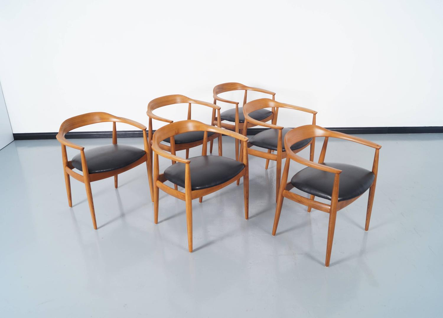 danish modern dining chairs by niels eilersen danish modern noho 30 z