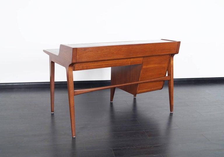Vintage Drexel Desk By John Van Koert For Sale At 1stdibs