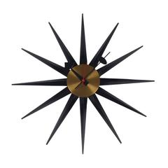 Mid-Century Modern Vintage Original George Nelson Wall Clock for Howard Miller