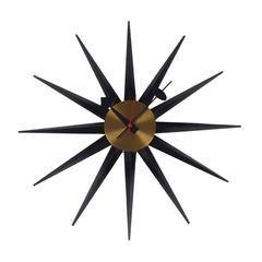 Mid-Century Modern Vintage Original George Nelson Wall Clock for Howard Miller