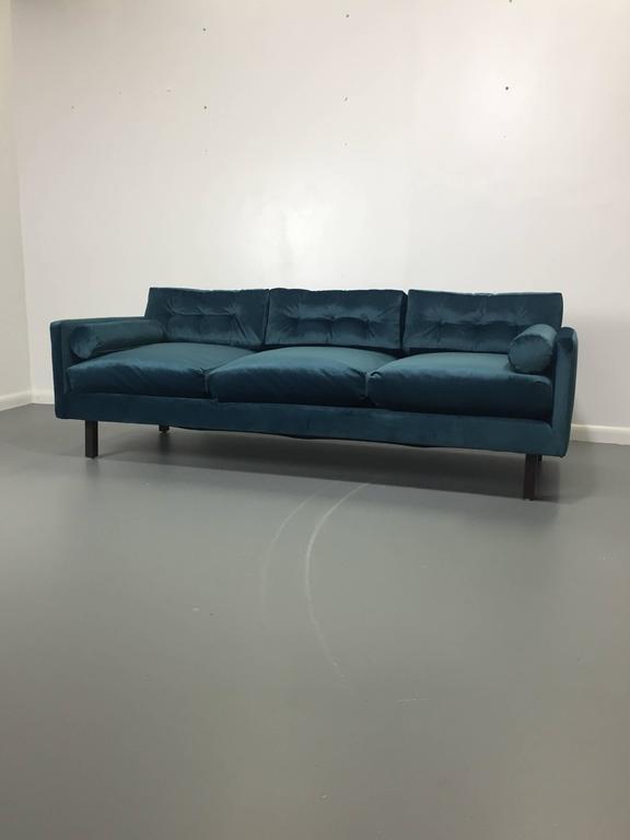 Harvey Probber Tuxedo Sofa for John Stuart 6