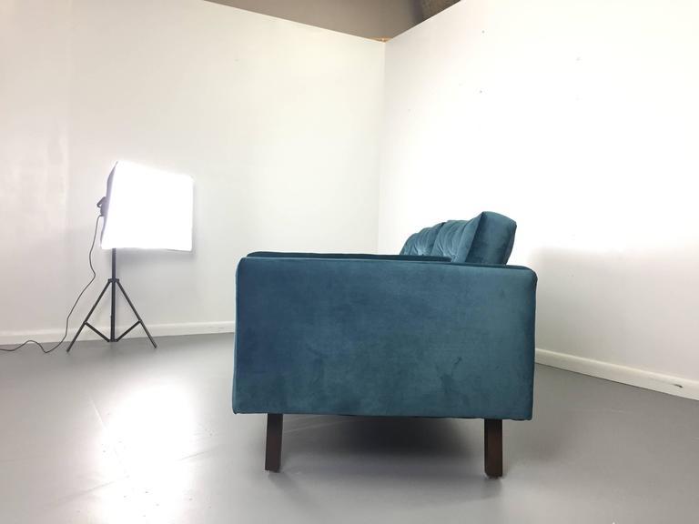 Harvey Probber Tuxedo Sofa for John Stuart 3