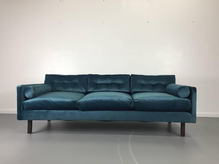 Harvey Probber Tuxedo Sofa for John Stuart 4