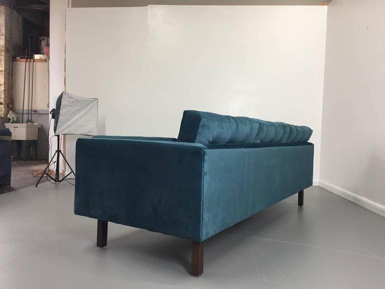 Harvey Probber Tuxedo Sofa for John Stuart 5