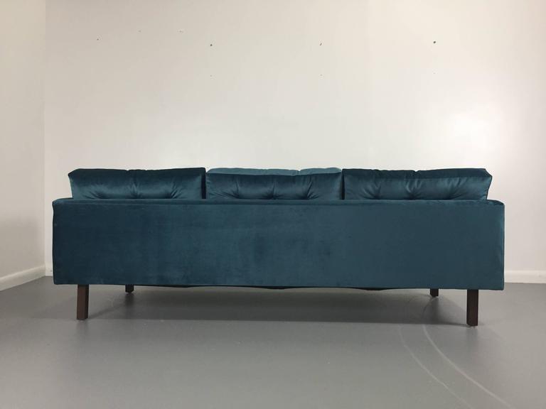 Harvey Probber Tuxedo Sofa for John Stuart 7