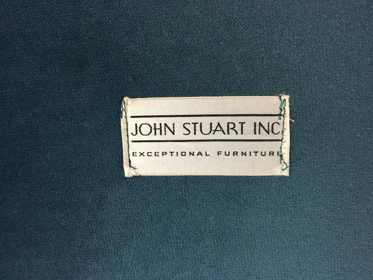 Harvey Probber Tuxedo Sofa for John Stuart 8