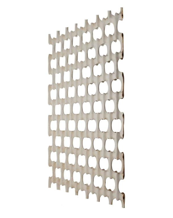 American Pair of Mid-Century Modern Room Divider Screens by Richard Harvey after Panton For Sale