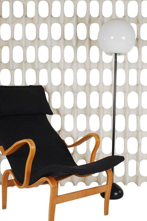 Pair of Mid-Century Modern Room Divider Screens by Richard Harvey after Panton For Sale 1