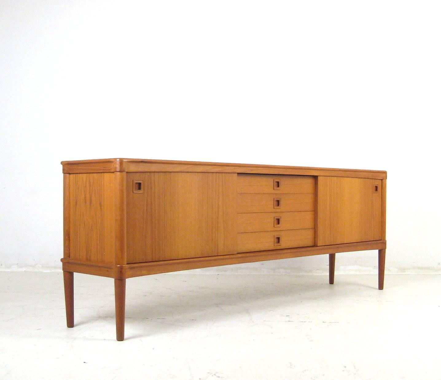 h w klein teak sideboard for bramin m bler for sale at. Black Bedroom Furniture Sets. Home Design Ideas