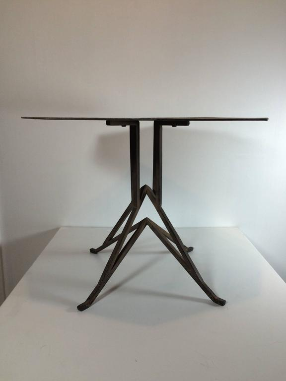 Arizona Biltmore Patio Coffee Table by Frank Lloyd Wright 2