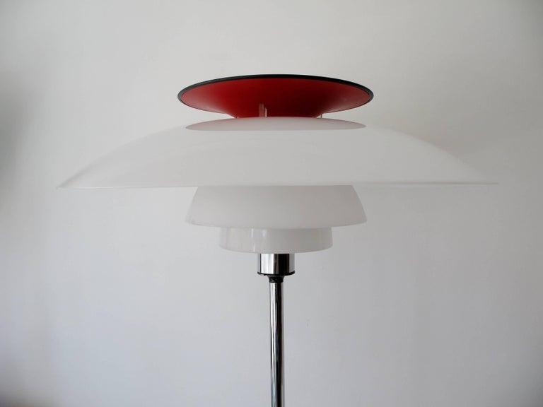 Poul Henningsen PH 80 Louis Poulsen SAS Hotel Floor Lamp 2