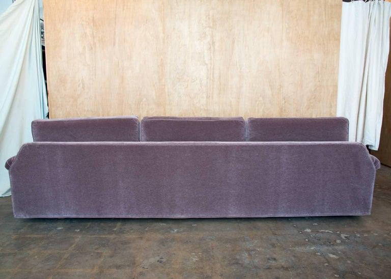 """Edward Wormley """"Big Texan"""" Dunbar Furniture Three-Seat Sofa 2"""