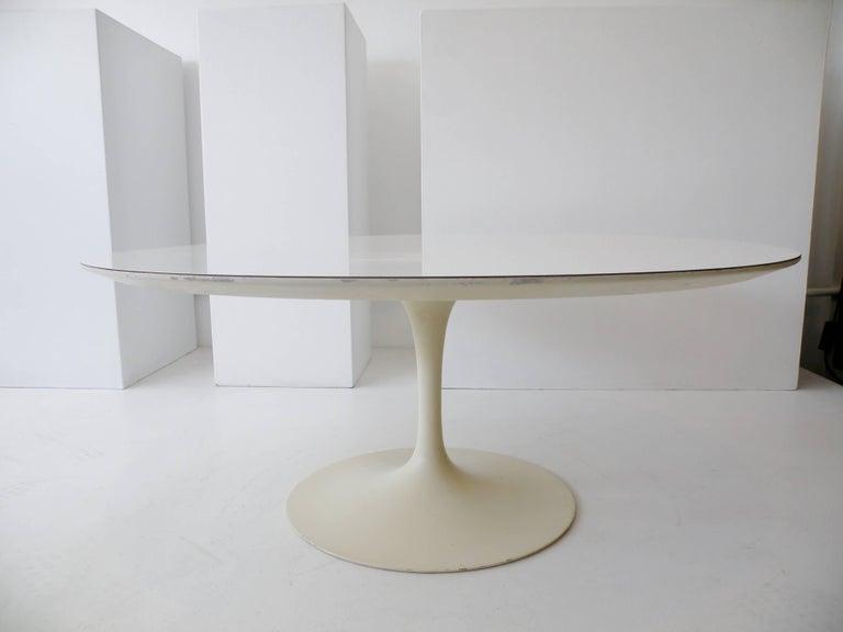 Vintage Eero Saarinen designed round