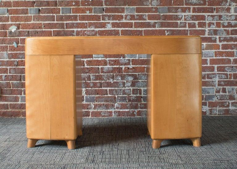 20th Century Heywood Wakefield Crescendo Desk For Sale