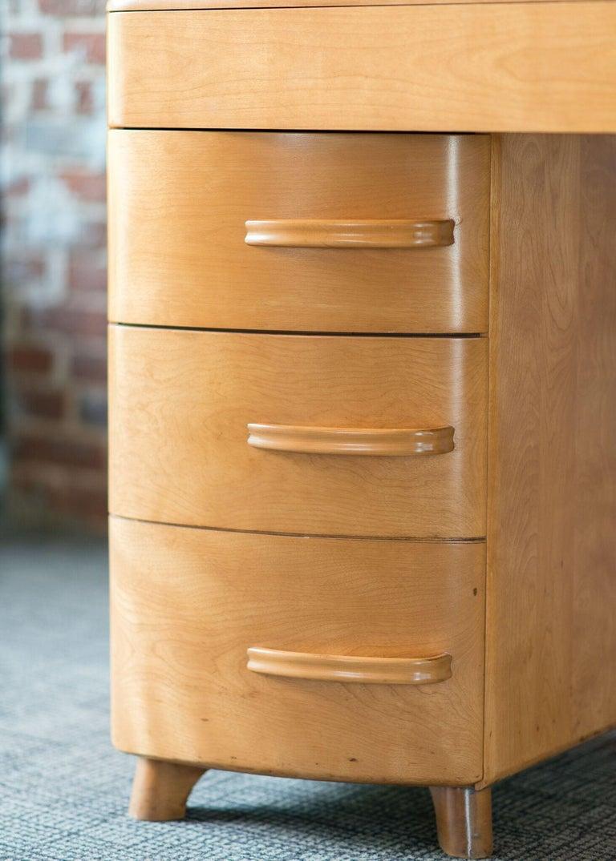 Heywood Wakefield Crescendo Desk For Sale 1