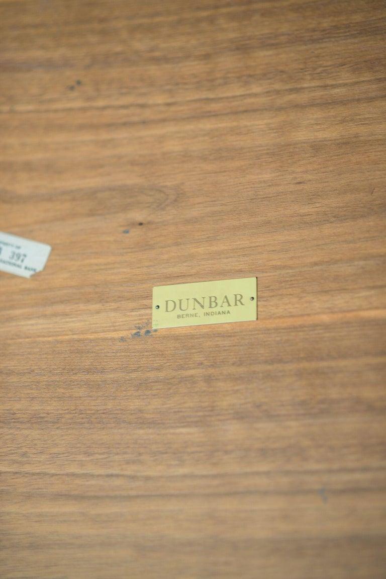 American Dunbar Teak Coffee Table  For Sale