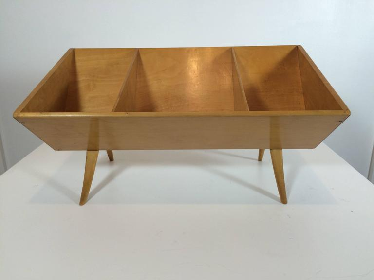 Mid-20th Century Bruno Mathsson Book Crib For Sale