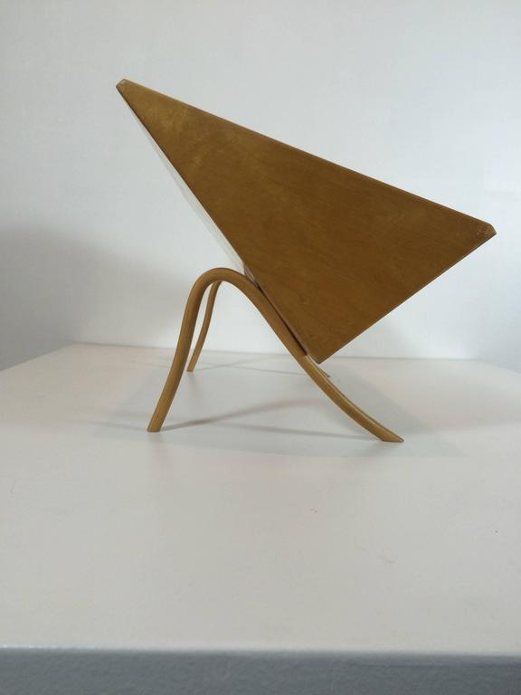 "Bruno Mathsson rare vintage ""Book Crib,"" design, 1941.