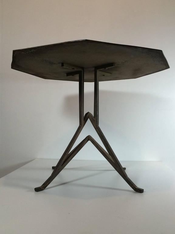 Arizona Biltmore Patio Coffee Table by Frank Lloyd Wright 3