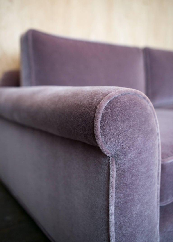 """Edward Wormley """"Big Texan"""" Dunbar Furniture Three-Seat Sofa 5"""