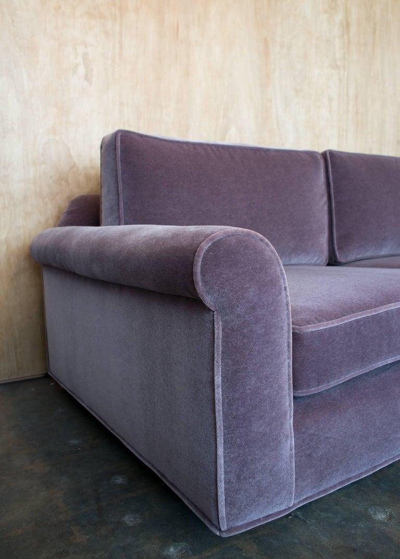 """Edward Wormley """"Big Texan"""" Dunbar Furniture Three-Seat Sofa 4"""