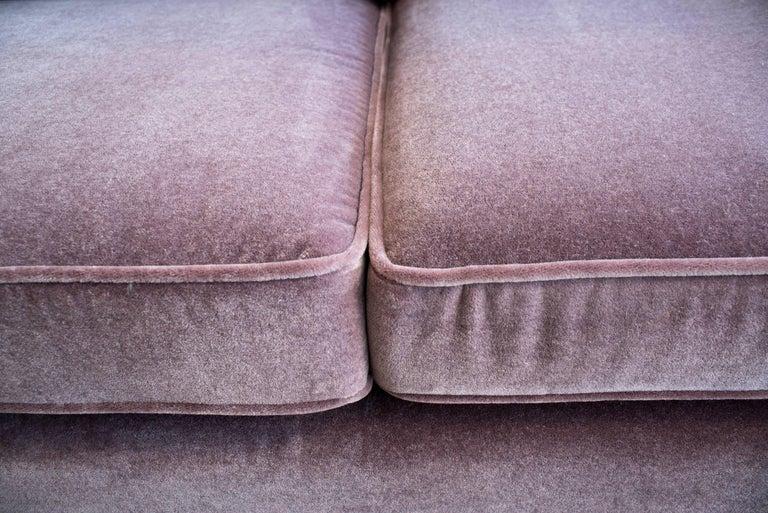 """Edward Wormley """"Big Texan"""" Dunbar Furniture Three-Seat Sofa 7"""