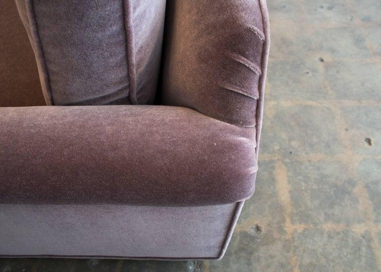 """Edward Wormley """"Big Texan"""" Dunbar Furniture Three-Seat Sofa 8"""