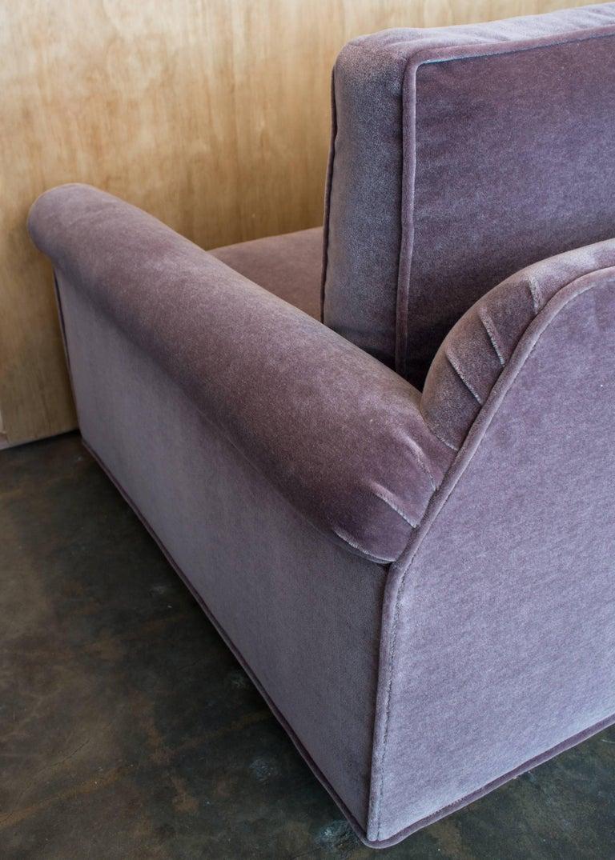 """Edward Wormley """"Big Texan"""" Dunbar Furniture Three-Seat Sofa 9"""