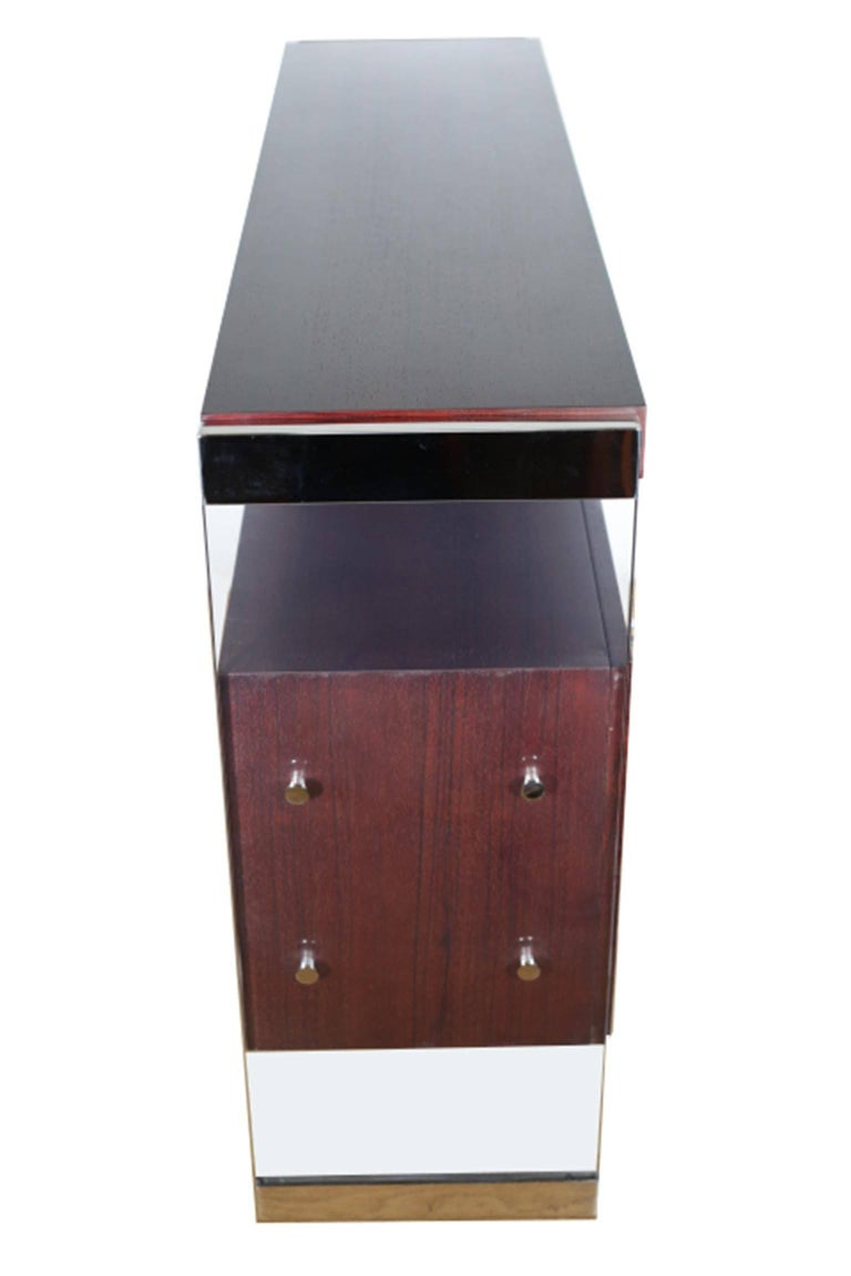 Mitchell Gold Avalon Storage Console For Sale At 1stdibs