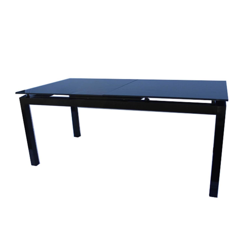 first glass dining table by ligne roset for sale at 1stdibs. Black Bedroom Furniture Sets. Home Design Ideas