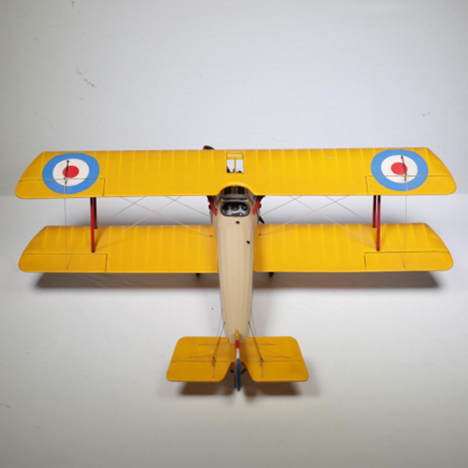 Sopwith Camel Model Bi-Airplane at 1stdibs