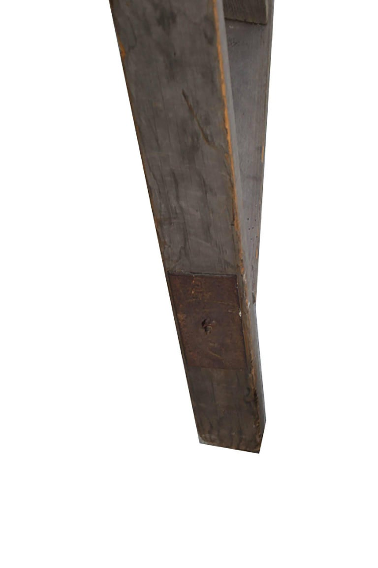 Large Wooden Apple Ladder, circa 1930-1940s For Sale 1