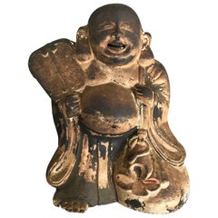 Japan Kitchen God for Your Home Budai Hotai San