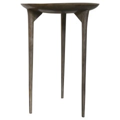 Rick Owens Table in Solid Bronze