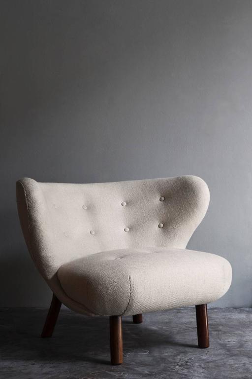 Chair 'The Little Petra' by Viggo Boesen 2