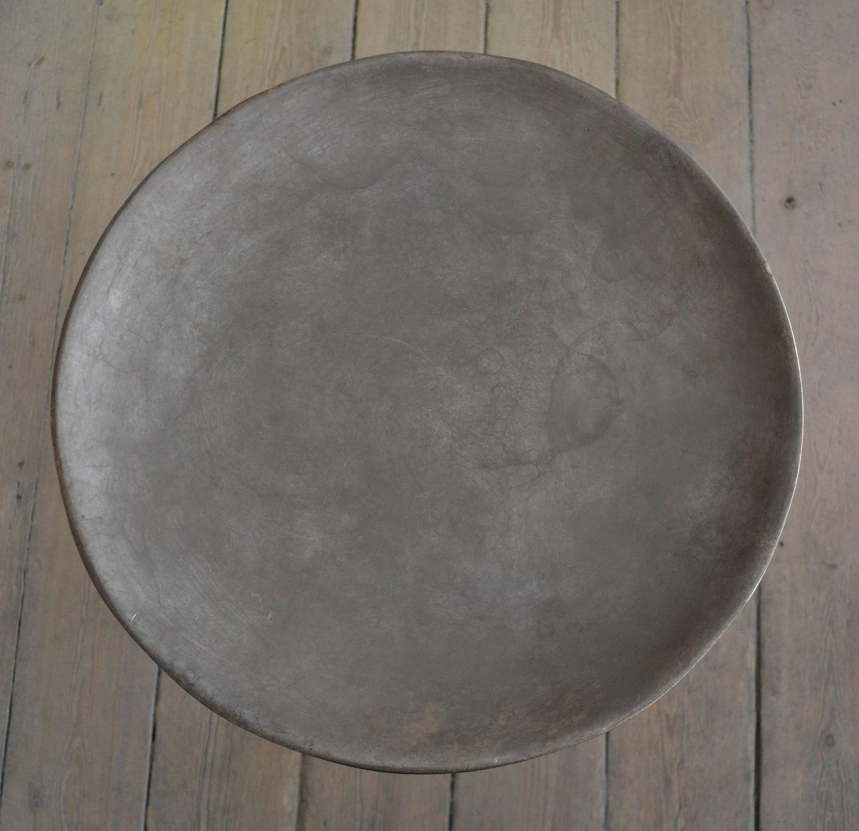 rick owens table in solid bronze at 1stdibs. Black Bedroom Furniture Sets. Home Design Ideas
