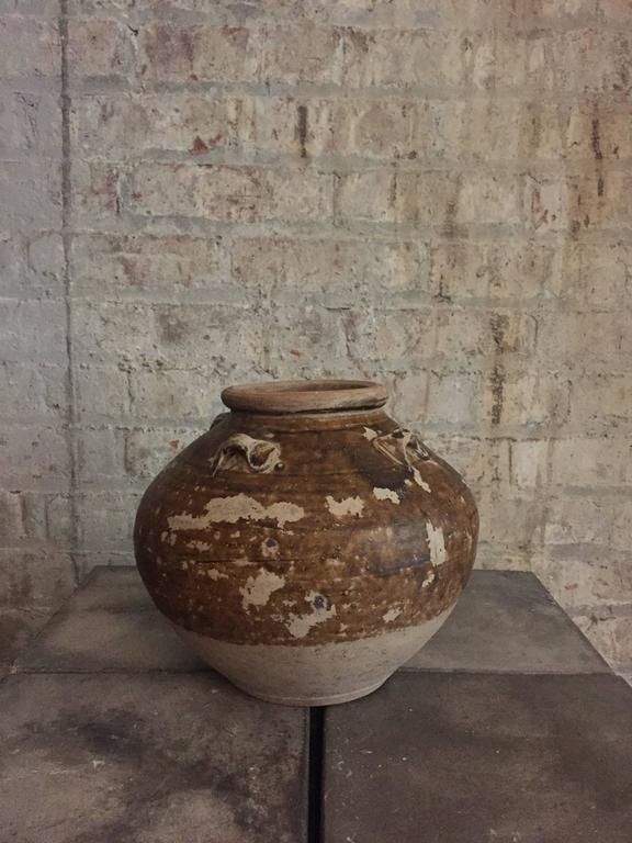 Antique Khmer Vase 2