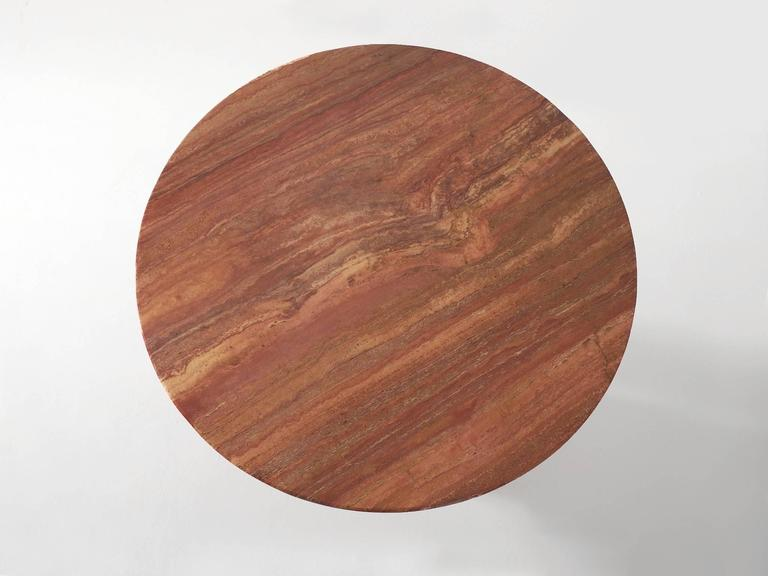 Amazing 1970s Vintage Marble Table by Mario Bellini 7