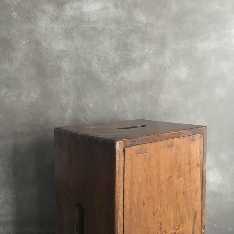 Swiss Stool in the Style of 'Le Corbusier' For Sale
