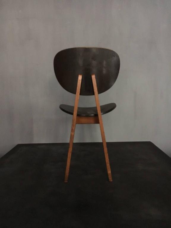 Chair by Junzo Sakakura In Good Condition For Sale In Copenhagen, DK